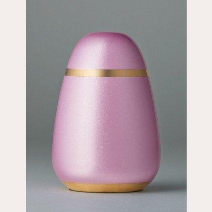 ミニ骨壷 直営ストア 限定価格セール パレットエッグ メロウパープル