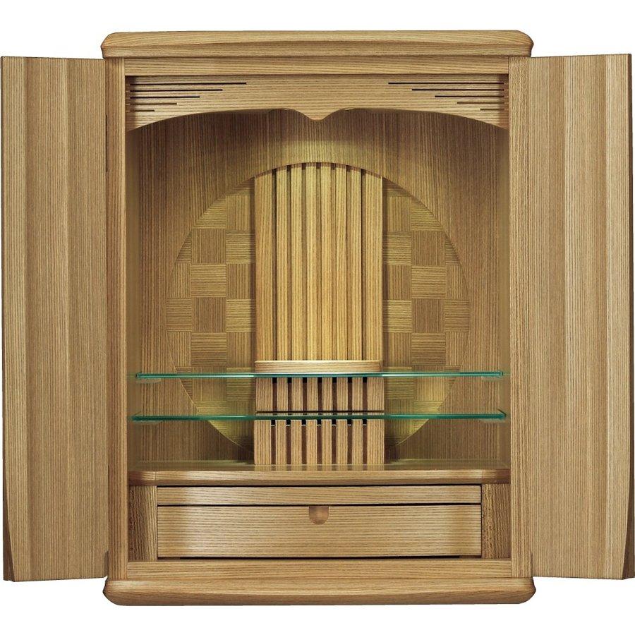 表面デザインはシンプルですが 内装のデザインにこだわったモダン仏壇です 仏壇 モダン仏壇 シエラII 20号 期間限定送料無料 府中プレミアム仏壇 新作からSALEアイテム等お得な商品満載