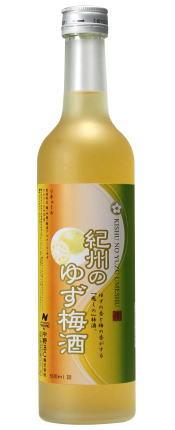 要点10倍! 纪州的柚子梅酒500ml