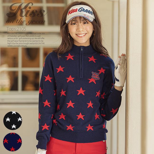 ゴルフに最適の防寒ウェア(レディース)で、おしゃれでかわいいおすすめのアイテムはどれ?