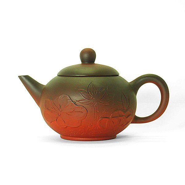台湾茶器 林國立 朱泥