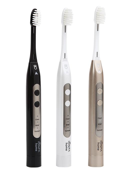 【新商品】イオン歯ブラシKISS YOU(キスユー)音波振動歯ブラシIONPA home(イオンパホーム)乾電池式 DH-311 電動歯ブラシ 送料無料
