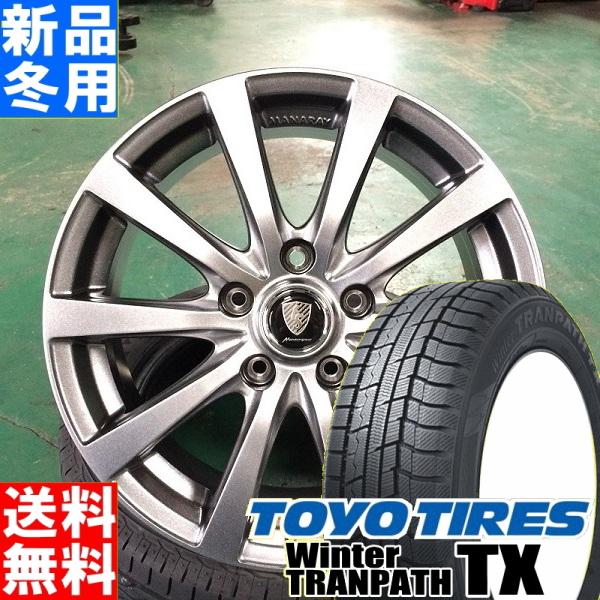 トーヨータイヤ TOYOTIRES ウィンター トランパス TX winter TRANPATH TX 215/70R16 スタッドレス タイヤ ホイール 4本 セット 16インチ EuroSpeed G10 16×6.5J +38 +42 +53 5/114.3 冬用 新品