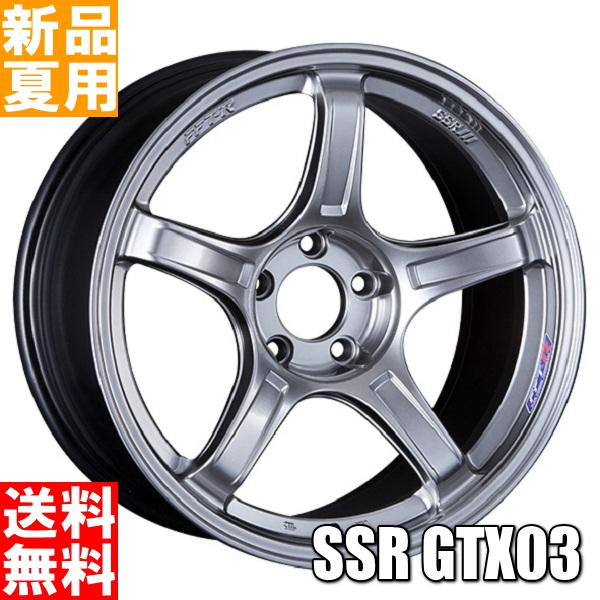 【3月10日限定】ポイント最大33倍 ラウフェン Lauffen S FIT EQ LK01 215/45R17 17インチ スポーツ系 サマー タイヤ ホイール 4本 セット 夏用 SSR GTX03 17×7.0J+48 5/114.3