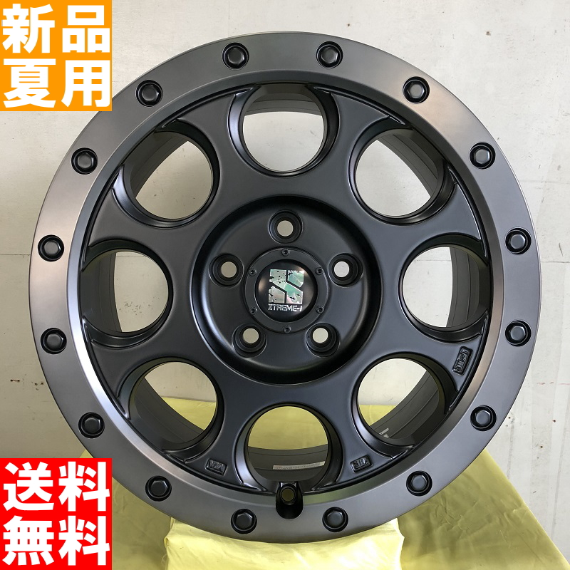 ラウフェン Lauffen G FIT EQ LK41 215/65R16 16インチ サマー タイヤ ホイール 4本 セット 夏 MLJ XTREME-J XJ03 16×7.0J+35 5/114.3