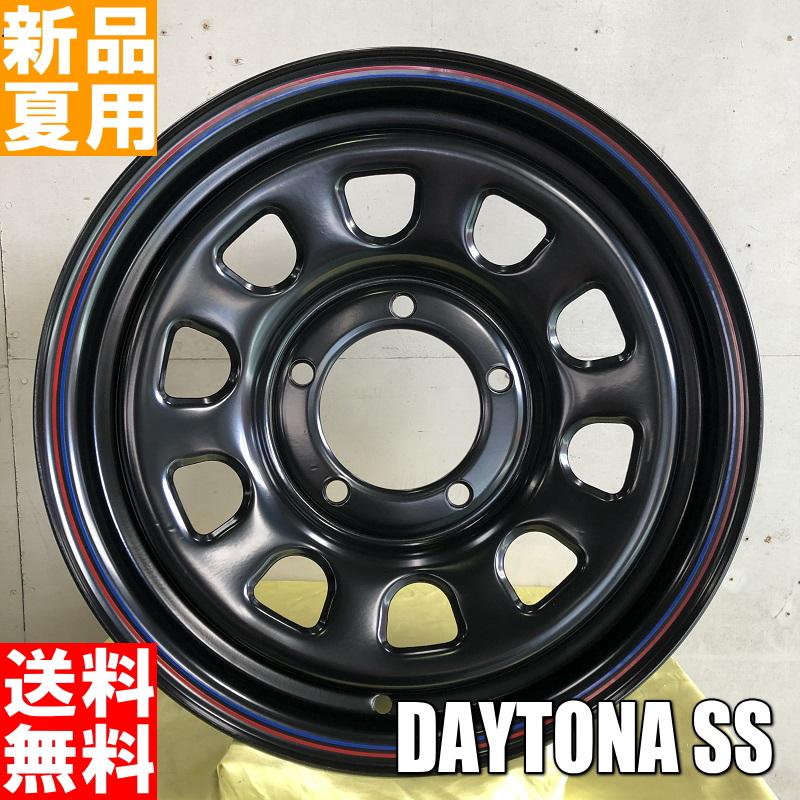 トーヨータイヤ TOYOTIRES プロクセス CF2suv PROXES CF2 SUV 175/80R16 16インチ サマー タイヤ ホイール 4本 セット MLJ DAYTONA SS 16×5.5J+20 5/139.7
