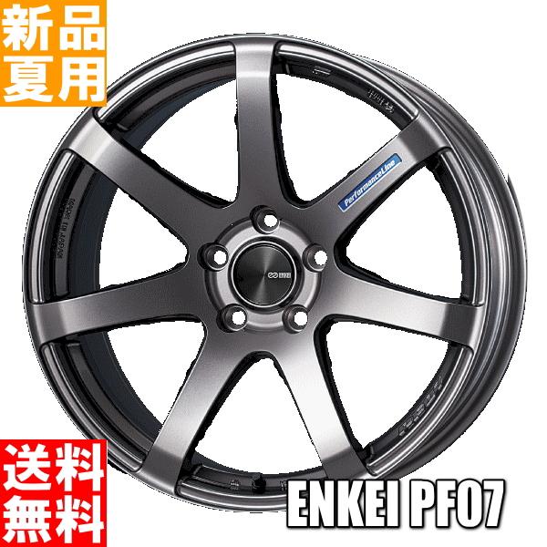 PROXES CF2 175/65R15 TOYOTIRES/トーヨータイヤ 夏用 新品 15インチ スポーツ系 ラジアル タイヤ ホイール 4本 セット ENKEI PerformanceLine PF07 15×6.0J+45 4/100