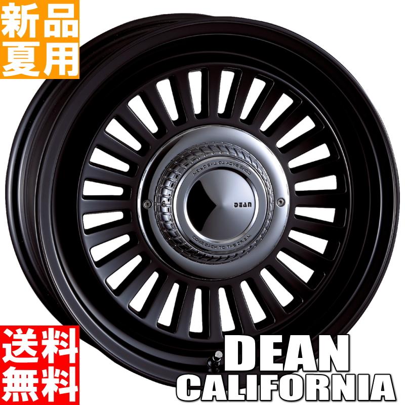トーヨータイヤ TOYOTIRES オープンカントリー U/T OPENCOUNTRY 265/65R17 サマータイヤ ホイール 4本 セット 17インチ DEAN CALIFORNIA 17×7.5J+20 6/139.7 夏用 新品