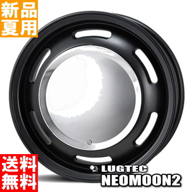 トーヨータイヤ TOYOTIRES SD-K7 155/55R14 サマータイヤ ホイール 4本 セット 14インチ LUGTEC NEOMOON2 14×4.5J+45 4/100 夏用 新品
