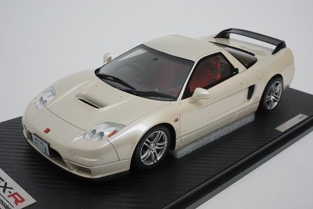 ワンモデル 1:18 ミニカー onemodel 1 18 パールホワイト ホンダ 格安 価格でご提供いたします 《週末限定タイムセール》 土屋Ver NA2 タイプR NSX