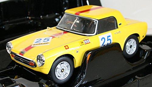トリプル-9 1/18 ホンダ S800 レーシング (#25) 1966 エスハチ