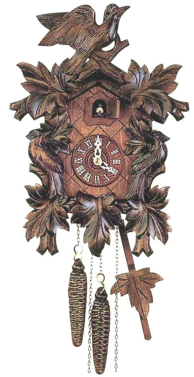 アルトン・シュナイダー製カッコー時計(はと時計)112/9 1日巻モデル カッコー時計 鳩時計 ハト時計 掛け時計
