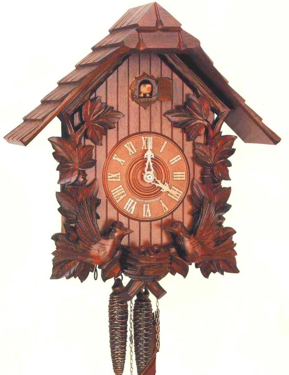 アルトン・シュナイダー製カッコー時計(はと時計)223/9 1日巻モデル カッコー時計 鳩時計 ハト時計 掛け時計