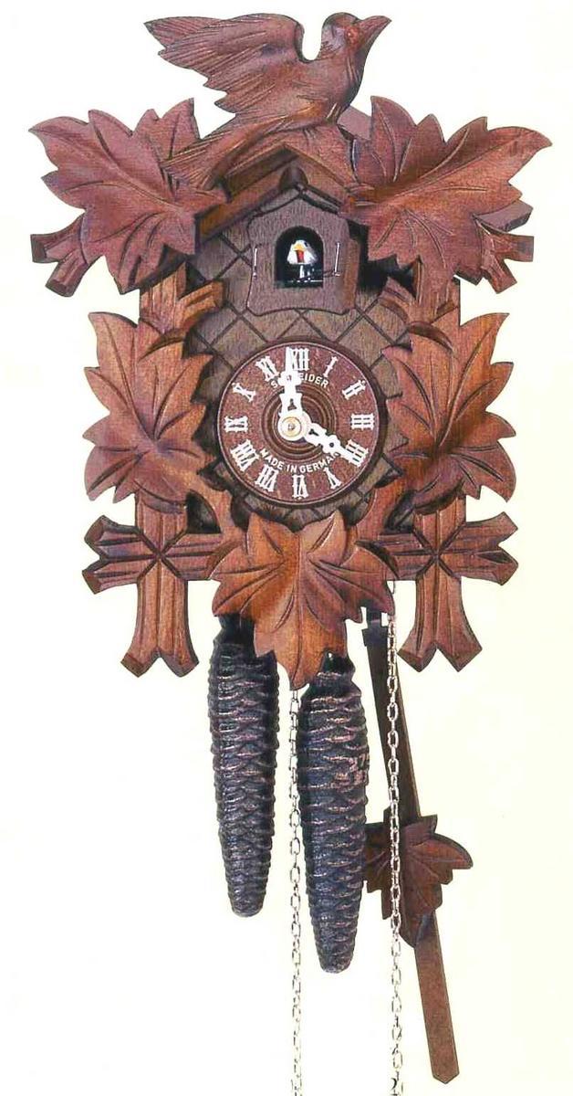 アルトン・シュナイダー製カッコー時計(はと時計)アルトン・シュナイダー製カッコー時計(はと時計)90/9 1日巻モデル カッコー時計 鳩時計 ハト時計 掛け時計