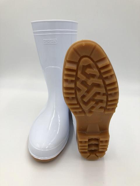 耐油長靴の定番品 安心の日本製 大注目 29cm ゾナG3耐油長靴 特大29cm 正規品スーパーSALE×店内全品キャンペーン 日本製 白
