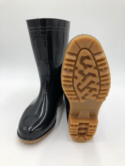 Seasonal Wrap入荷 耐油長靴の定番品 安心の日本製 ゾナG3耐油長靴 日本製 黒 結婚祝い