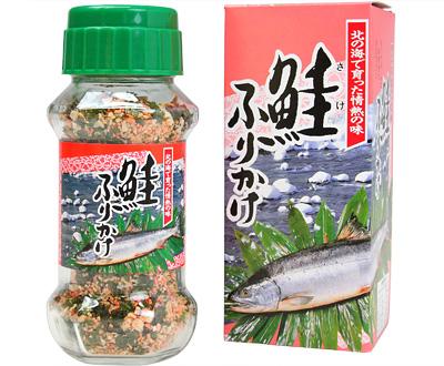 鮭ふりかけ 85g (瓶入)