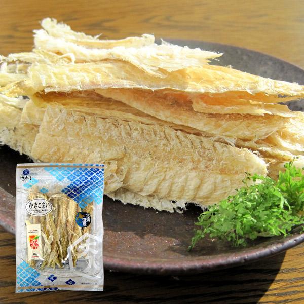 面倒な皮むき不要 北海道産氷下魚使用 むきこまい80g 北海道産 価格交渉OK送料無料 オンラインショップ おつまみ 江戸屋 酒の肴 珍味