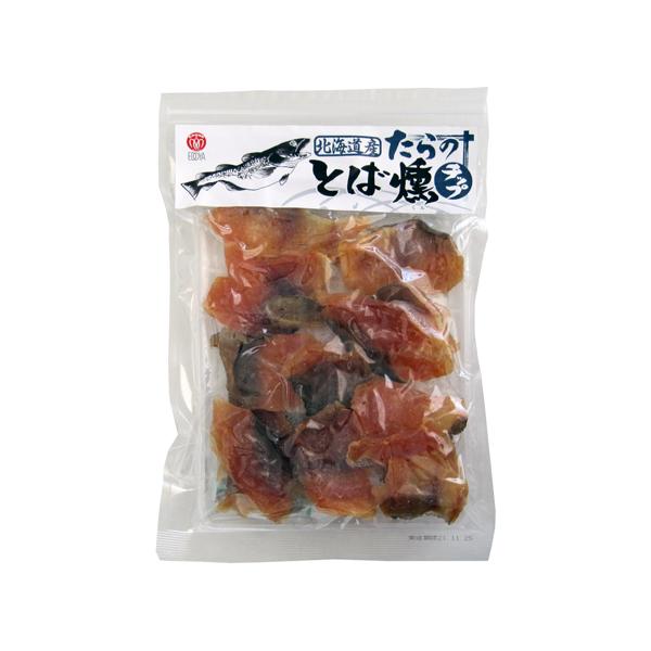 買収 北海道産のタラを使用 たらのとば燻チップ111g 世界の人気ブランド 江戸屋 おつまみ 珍味 酒の肴