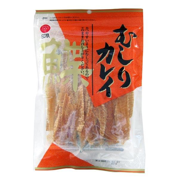 むしりカレイ40g×10袋 大量購入割引【江戸屋】(おつまみ)(酒の肴)(珍味)