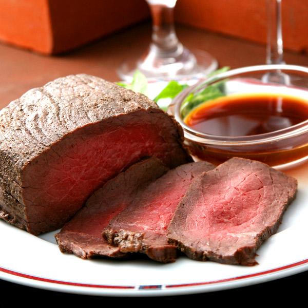 送料無料 肉の旨味たっぷり 十勝ローストビーフ500g 実物 北海道産牛使用 送料無料激安祭