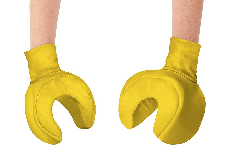 好評 激安 パーティー各種イベントに コスプレ衣装 仮装 にライセンス商品 レゴ ハンド アイコニック