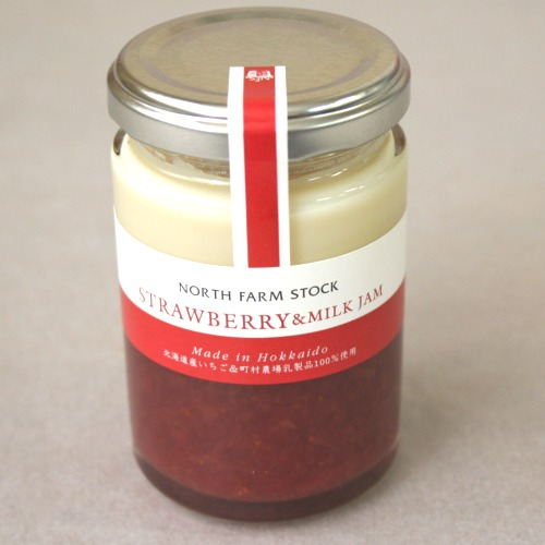 北农场股票草莓牛奶果酱 (dk 2 dk-3)