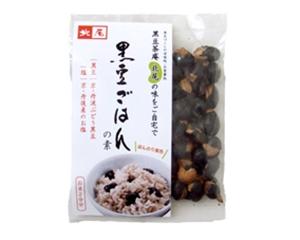 卓出 黒豆ごはん 炊き込み 新丹波黒 2合用 黒豆ごはんの素 公式通販