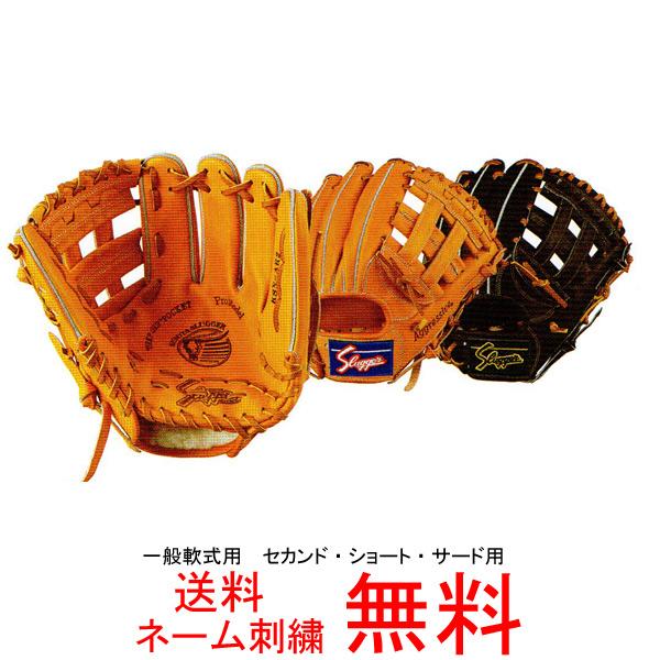 【ネーム刺繍無料】久保田スラッガー 一般軟式用グローブ KSN-AR2【送料無料/野球用品】