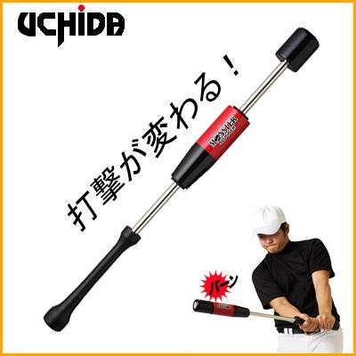 ウチダ トレーニングバット モンスタースラッガー MS-85H 85cm/1050g平均【野球用品】【送料無料】