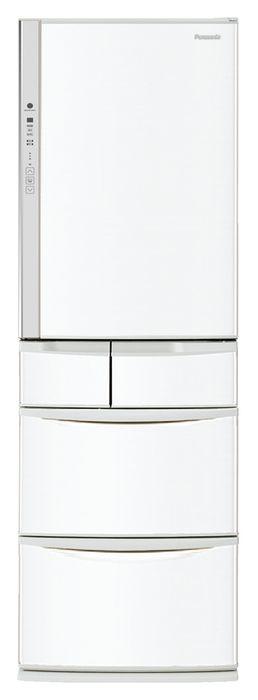 【新品】パナソニック 大型冷蔵庫 18年度モデル NR-J41ML-WDW ディープホワイト【コーディネイト冷蔵庫406L】 左開き パナソニック Panasonic 大容量【送料無料 東京23区のみ】