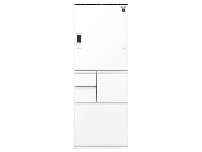 【残りわずか】【関東送料無料】【新品/取寄品】シャープ SJ-WA55E-W 大容量 ピュアホワイト 5ドア 冷凍冷蔵庫 定格内容積:551L 設置込み 保証あり 大型冷蔵庫