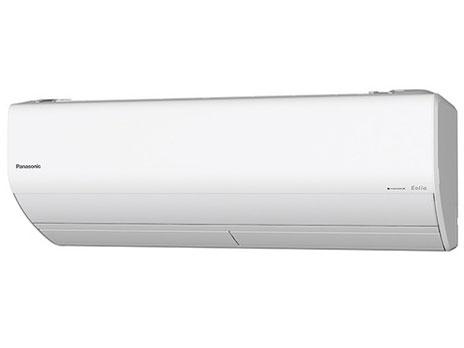 【全国送料無料※一部除く】CS-809CX2-W 【新品/取寄品】【取付工事別途】Panasonic パナソニック エアコン ナノイーX搭載 エコナビ 26畳 自動お掃除 高性能トモデル 単層200V 寝室 リビング 無線LAN内臓 除湿 省エネ 部屋干し