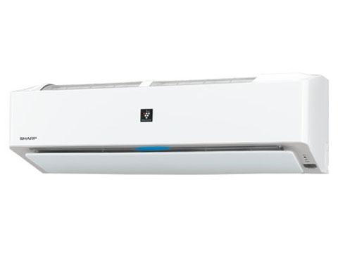【台数限定】SHARP AY-H22H-W 6畳 ハイグレードモデル コンパクト 高さ250mm プラズマクラスター25000 単層100V フィルター自動掃除 部屋干しモード 無線LAN内臓 取付工事別途 除湿
