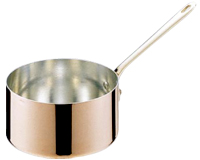 モービル 銅 キャセロール20cm 《 マトファー 》 (06165) ( キッチンブランチ )