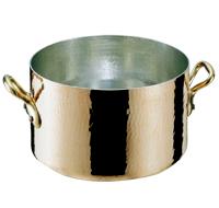 モービル 銅 半寸胴鍋36cm ( キッチンブランチ )