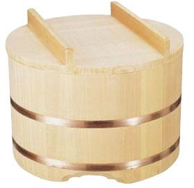 さわら のせ蓋おひつ33cm(2升用) ( キッチンブランチ )