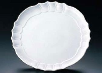 ロイヤル オーブンウェアー 丸皿バロッコ50cm<PG850-50> ( キッチンブランチ )