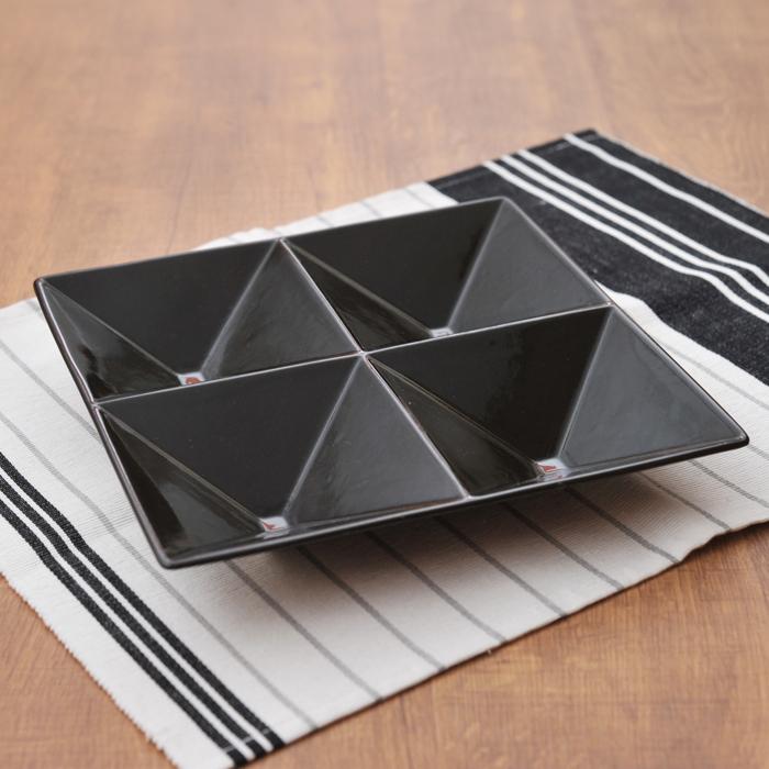 【 アンティーク 】 アラビア カイ フランク 「KF1」 折り紙 オードブルディッシュ 《 ビンテージ vintage ヴィンテージ 》 【 Arabia Kaj Franck キッチンブランチ 】