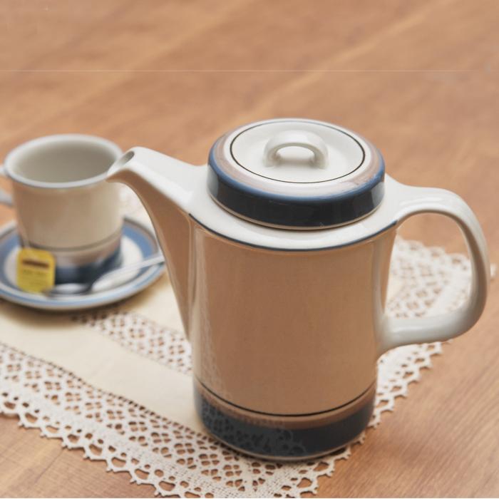 【 アンティーク 】 アラビア ウートゥア コーヒーポット 《 ビンテージ vintage ヴィンテージ 》 【 Arabia Uhtua 】( キッチンブランチ )