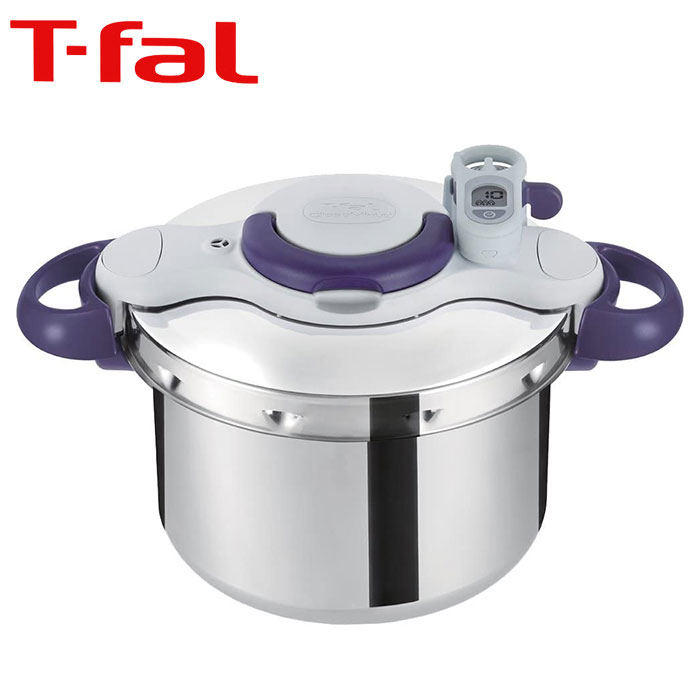 T-FAL ティファール圧力鍋クリプソミニット パーフェクト 6L