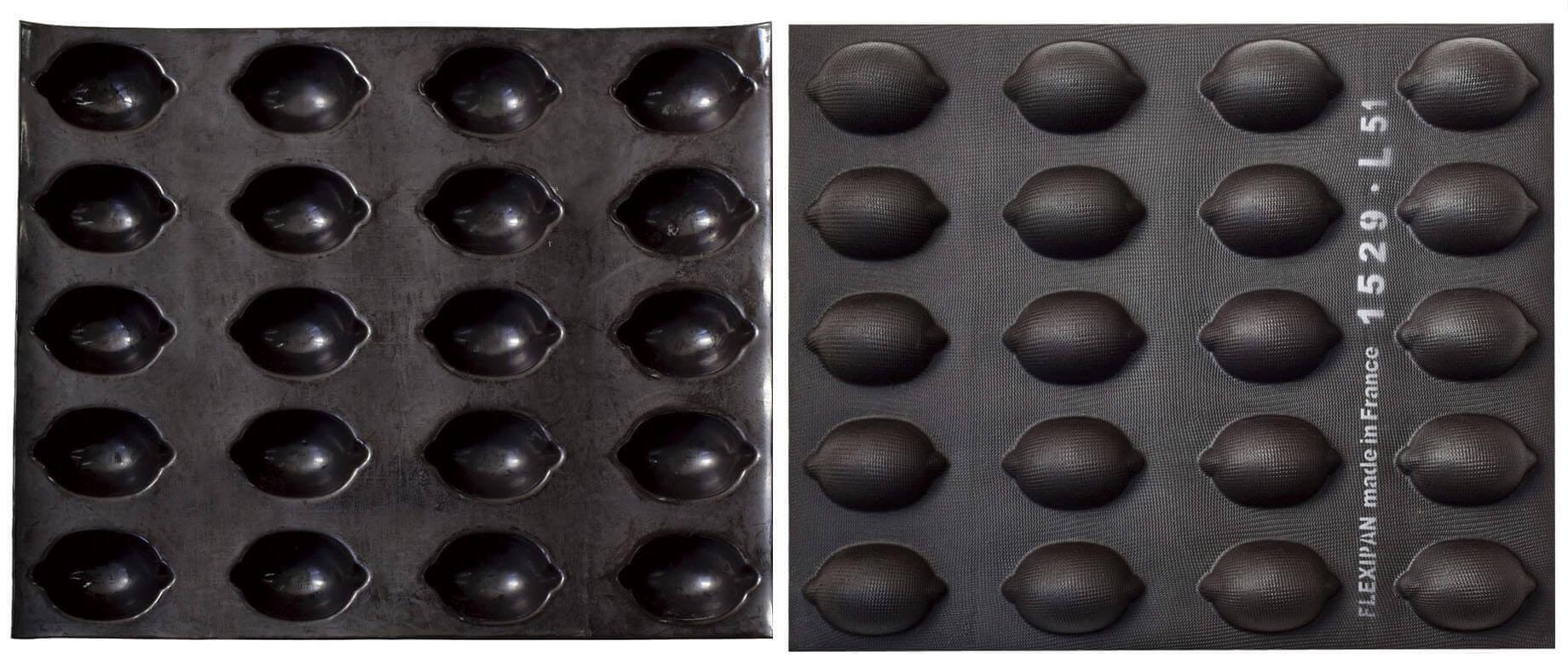 ドゥマール フレキシパン 20取 REF1529 レモン型