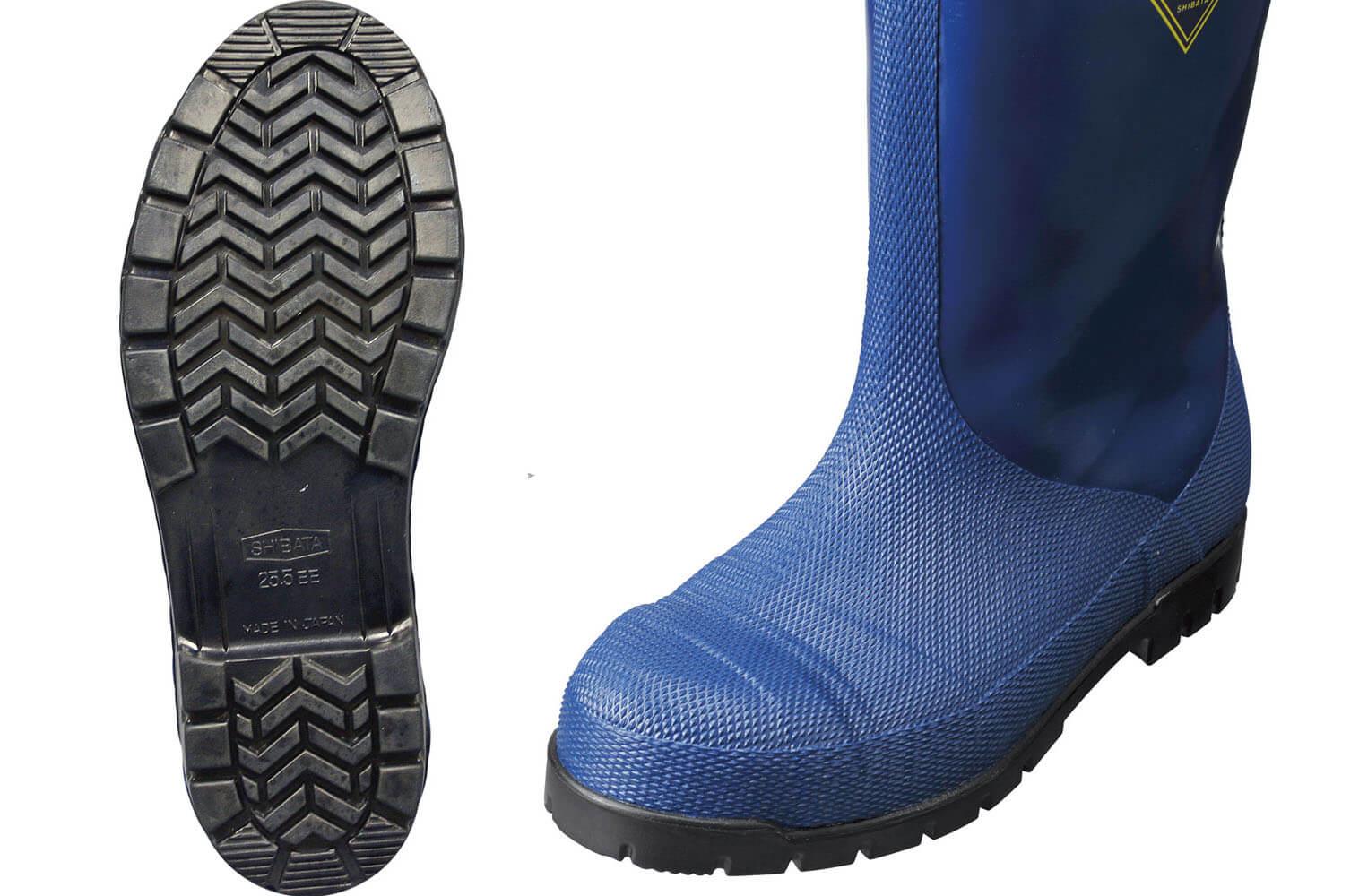 シバタ工業 冷蔵庫長靴 -40℃ NR021 24cm 長靴