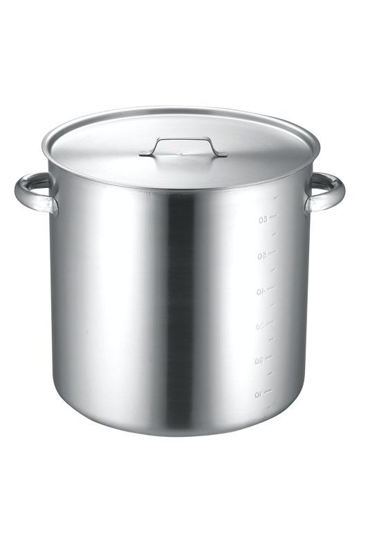 KO 19-0電磁対応IH 寸胴鍋(蓋付) 30cm