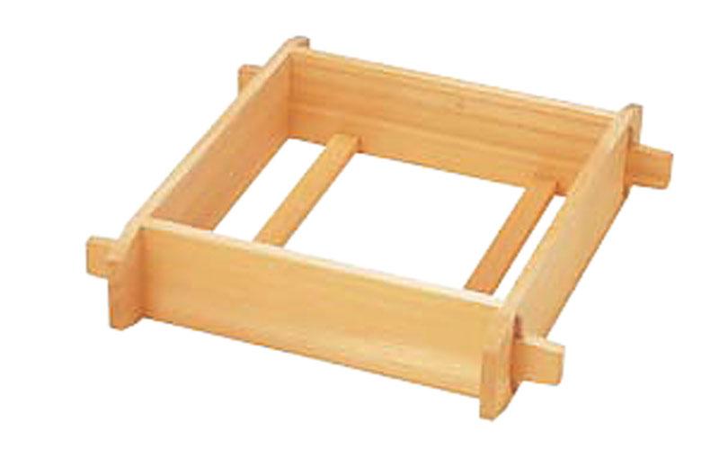 木製角セイロ 4寸 48cm