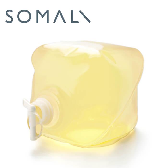 台所用洗剤 木村石鹸 SOMALI 5000ml 食器用洗剤 敏感肌 石けん ソマリ