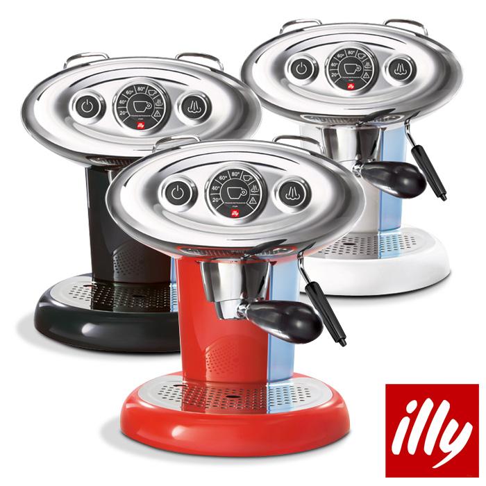 illy/イリー エスプレッソマシン FrancisFrancis! ( X7.1 ) 選べる3色 《 illy エスプレッソ イリー コーヒー エスプレッソメーカー コーヒーメーカー 》 ( キッチンブランチ )