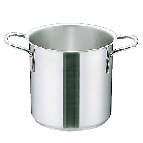 Murano/ムラノ インダクション18-8寸胴鍋(蓋無)35.0リットル(AZV-77) ( キッチンブランチ )