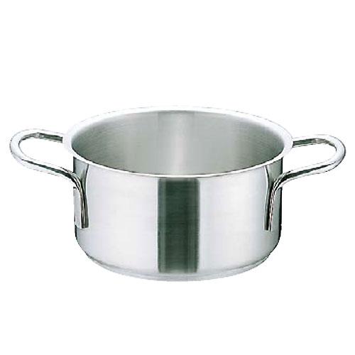 Murano/ムラノ インダクション18-8 外輪鍋(蓋無)36.0リットル(AST-H9) ( キッチンブランチ )