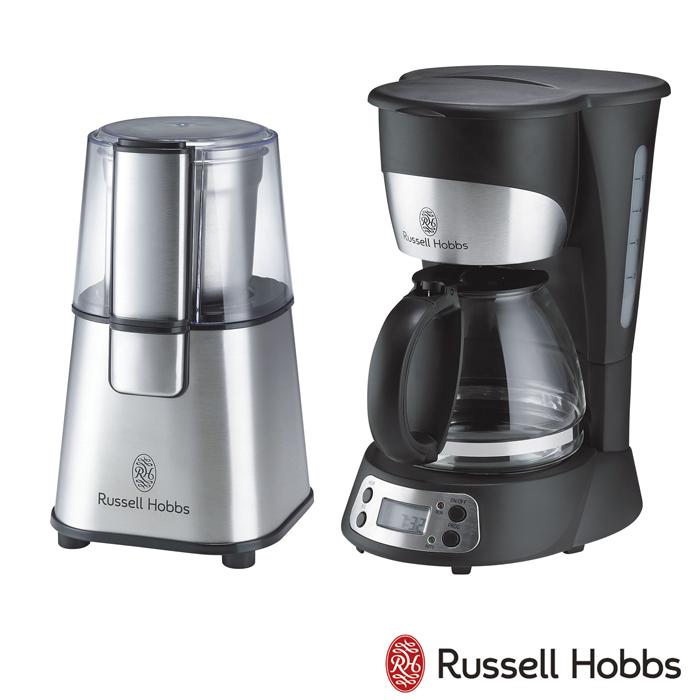 ラッセルホブス 5カップコーヒーメーカー&コーヒーグラインダー ( 7661JP ) 《 Russell Hobbs 7610JP 7660JP セット 》 ( キッチンブランチ ), ツクボグン d7cd9d94